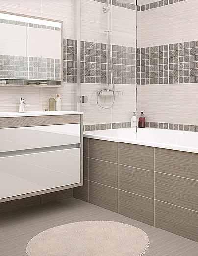 Плитка керамическая 'Grazia Mocca' в интернет-магазине Идеальная Ванная: фото