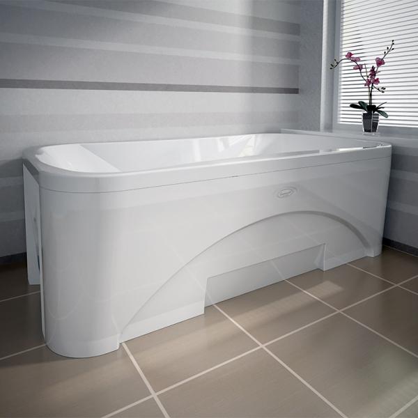Акриловая ванна 'Лион' в интернет-магазине Идеальная Ванная: фото