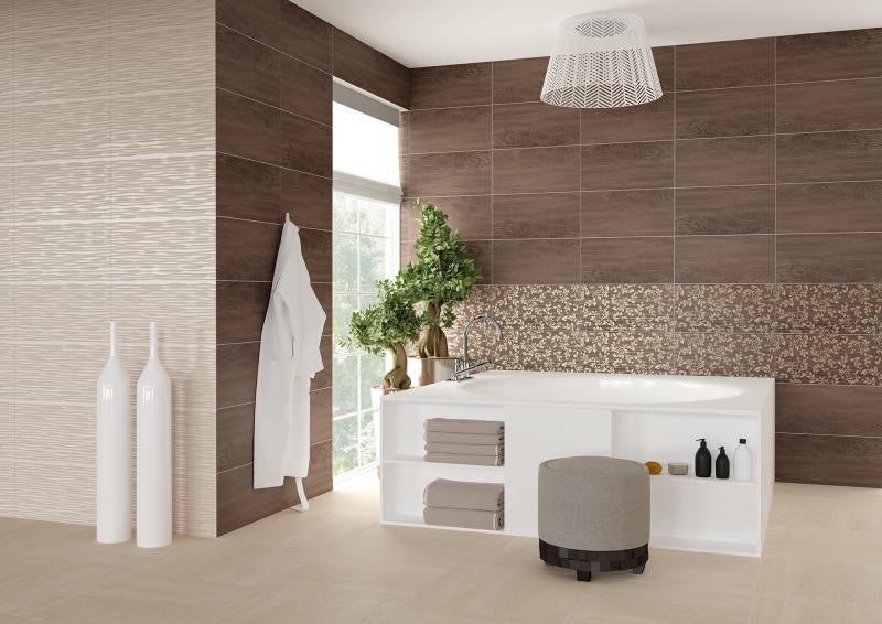 Плитка для ванной 'Tessa' в интернет-магазине Идеальная Ванная: фото