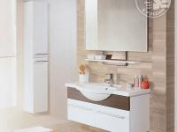 Мебель для ванной Логика