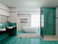 Плитка для ванной 'Elissa MARE'