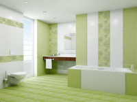 Зеленая  - фото