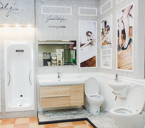 Мебель для ванной Odeon Up в интернет-магазине Идеальная Ванная: фото