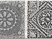 Плитка керамическая 'Grazia Grey' №1