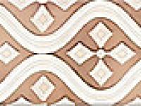 Плитка керамическая 'Harmonia Mocca' №3