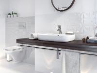 Плитка для ванной 'WHITE MAGIC' №4
