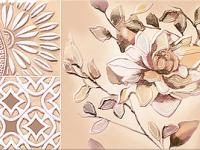 Плитка керамическая 'Harmonia Mocca' №2