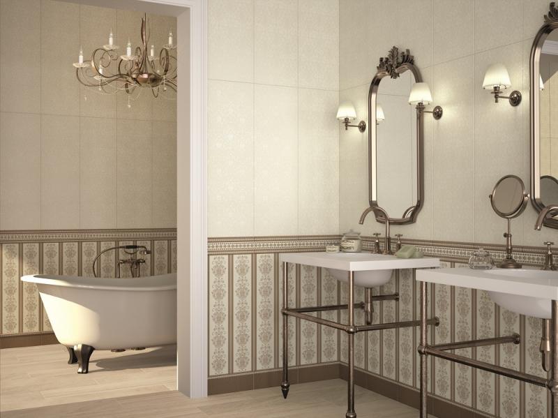 Керамическая плитка 'Livny' в интернет-магазине Идеальная Ванная: фото