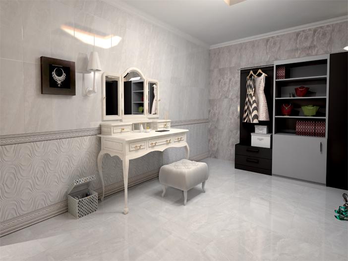 Керамическая плитка 'Fontana' в интернет-магазине Идеальная Ванная: фото