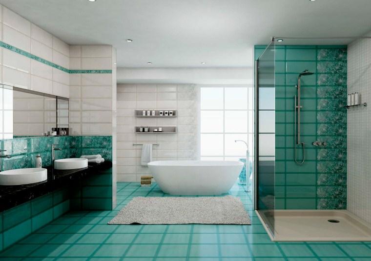 Плитка для ванной 'Elissa MARE' в интернет-магазине Идеальная Ванная: фото
