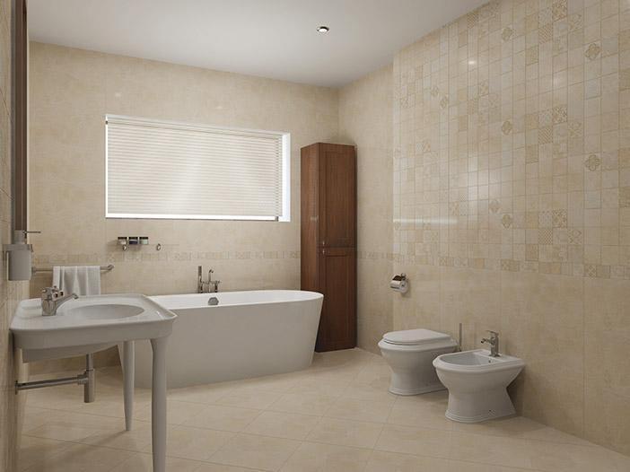 Плитка для ванной 'Pietra' в интернет-магазине Идеальная Ванная: фото