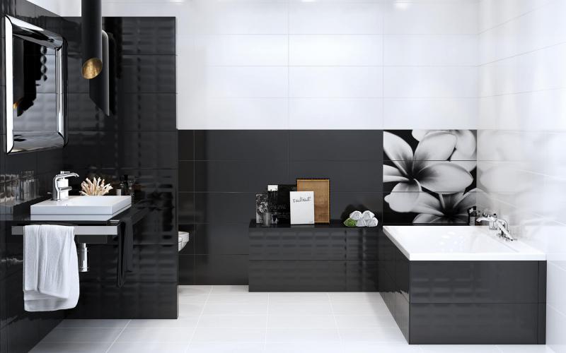Плитка для ванной 'Pret-a-Porte' в интернет-магазине Идеальная Ванная: фото