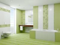 Плитка для ванной 'Splendida Verde'