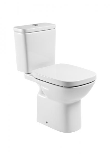 Унитаз напольный 'Debba' с сиденьем микролифт в интернет-магазине Идеальная Ванная: фото