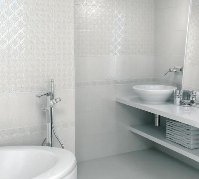 Плитка керамическая для ванной 'Каприз' в интернет-магазине Идеальная Ванная: фото