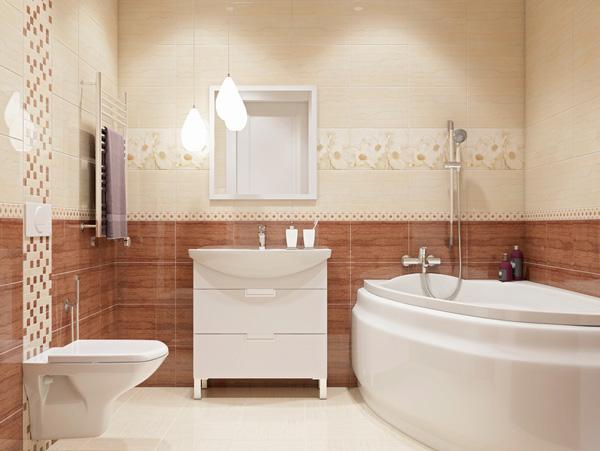Плитка керамическая 'Tuti' в интернет-магазине Идеальная Ванная: фото