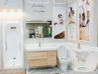 Мебель для ванной Odeon Up №1
