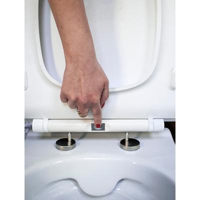 Унитаз подвесной Carina в интернет-магазине Идеальная Ванная: фото 3