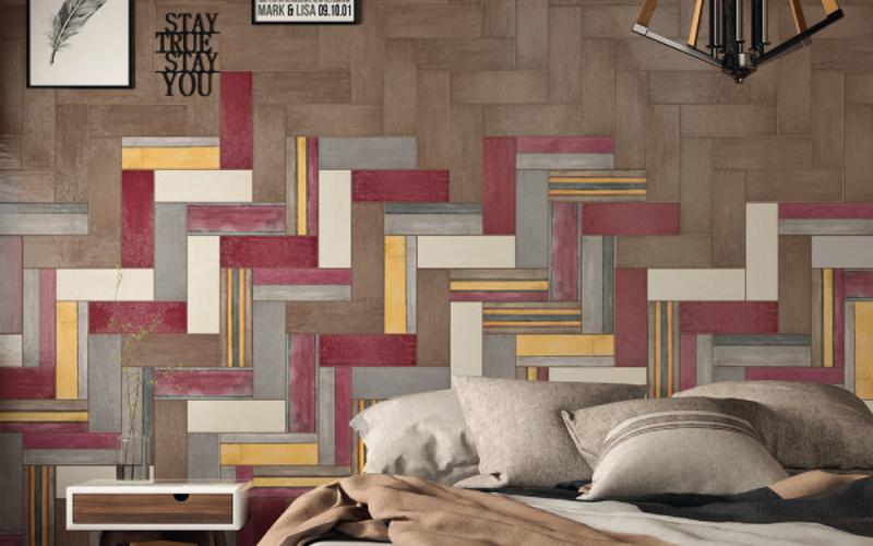 Плитка керамическая 'Maiolica 10*30', 12 цветов в интернет-магазине Идеальная Ванная: фото 4
