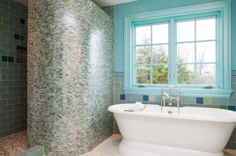 Стеклянная мозаика Bonapart в интернет-магазине Идеальная Ванная: фото 2