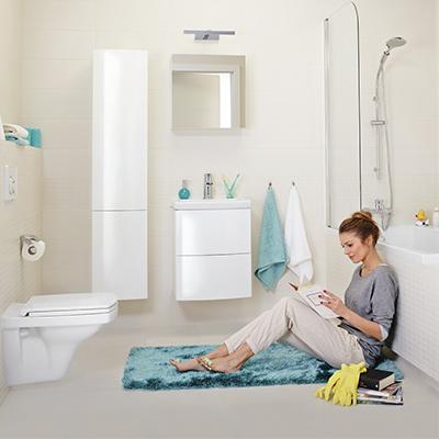 Унитаз подвесной Carina в интернет-магазине Идеальная Ванная: фото 2