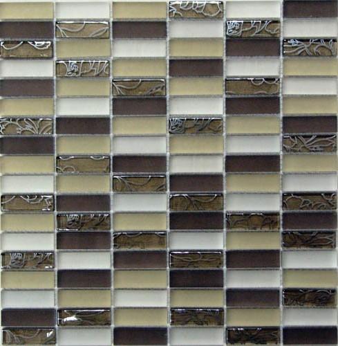 Стеклянная мозаика Bonapart в интернет-магазине Идеальная Ванная: фото 31