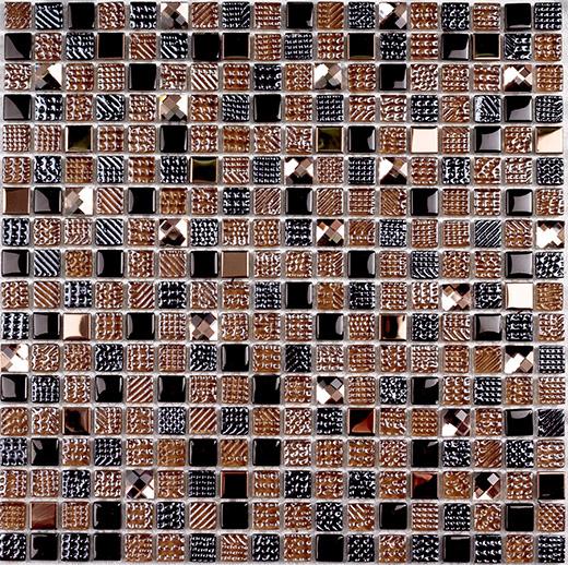 Стеклянная мозаика Bonapart в интернет-магазине Идеальная Ванная: фото 39