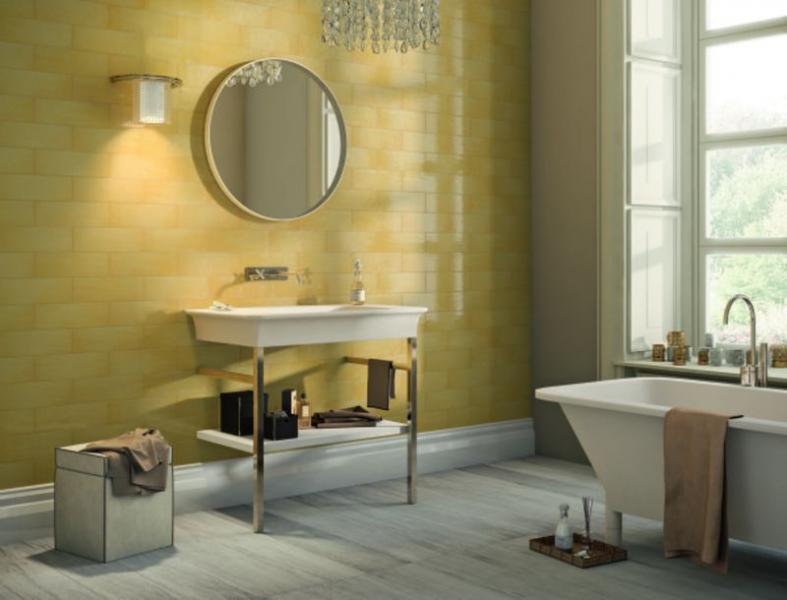 Плитка керамическая 'Maiolica 10*30', 12 цветов в интернет-магазине Идеальная Ванная: фото 8