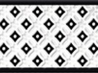 Керамический гранит 'Lara' черный №3