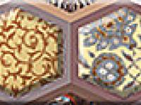 Плитка керамическая 'Navarra Mocca' №10