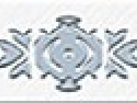 Плитка керамическая 'Chateau Blue' №5