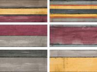 Плитка керамическая 'Maiolica 10*30', 12 цветов №18
